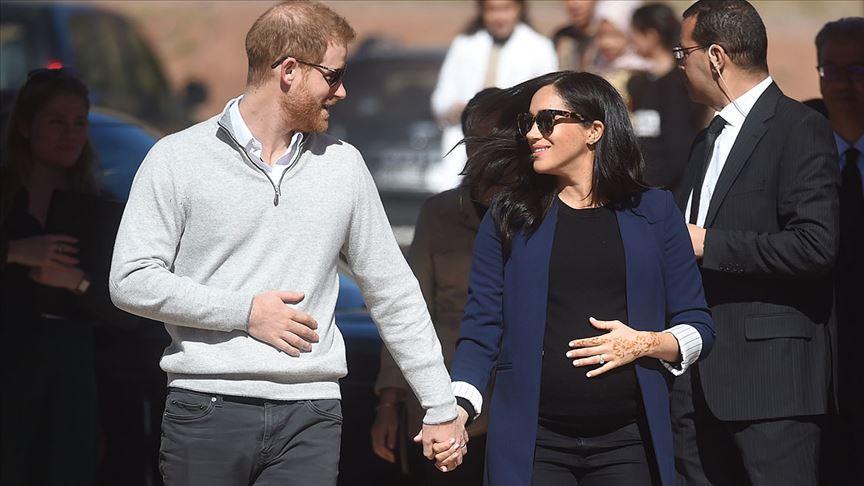Ingiliz Kraliyet Ailesinin Yeni Uyesinin Adi Belli Oldu